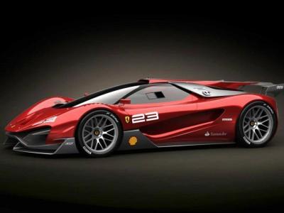 Ferrari Xezri Competizione Edition