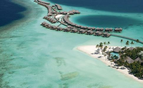 Halaveli på Maldiverna