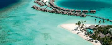 Constance Halaveli Resort i Maldiverna