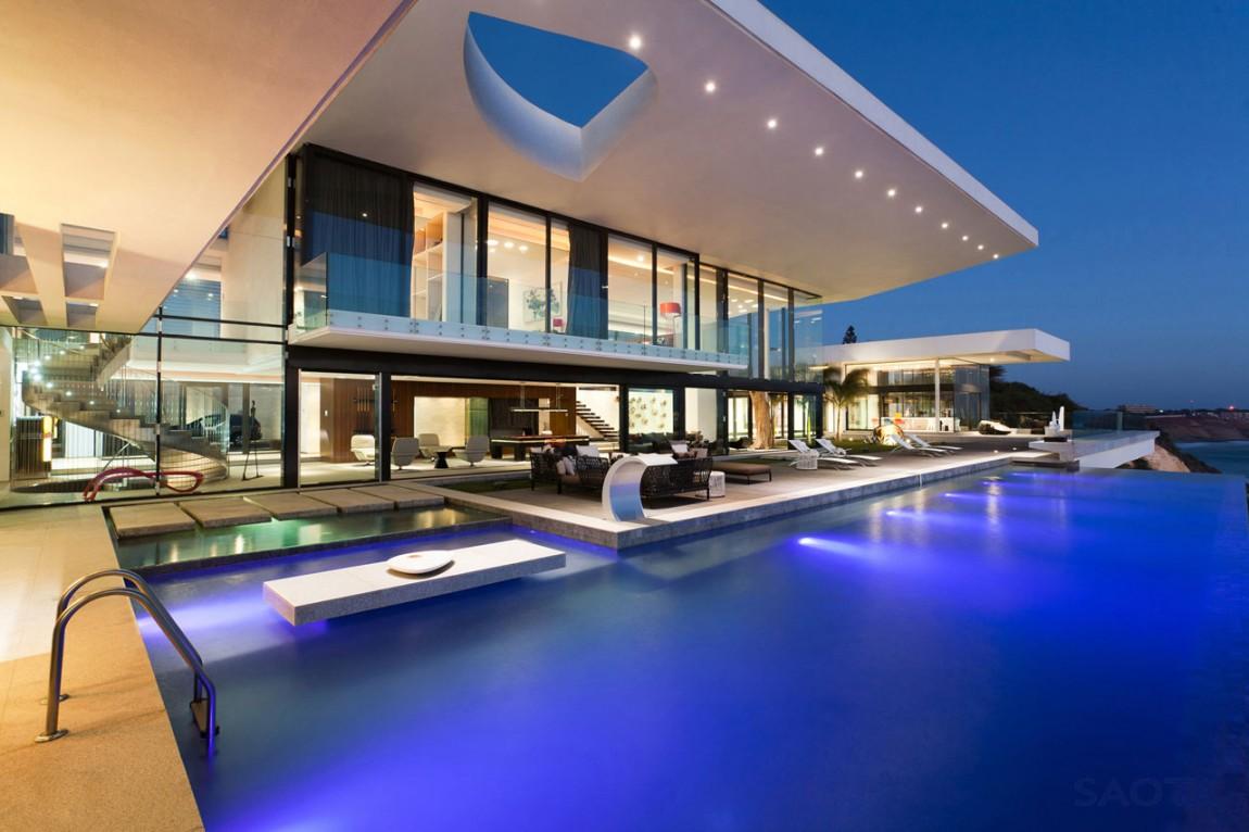 Cliff House Har Kanske V Rldens Snyggaste Arkitektur Njut