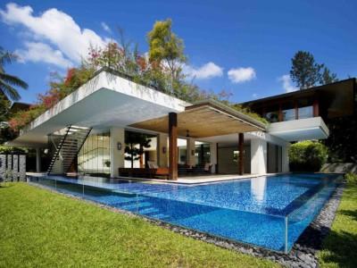 Tangga House by Guz Architects