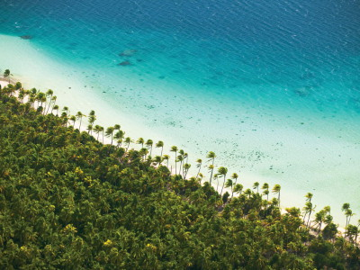 """The Brando på ön Tetiaroa är ett gömställe, en äkta """"hideaway"""""""
