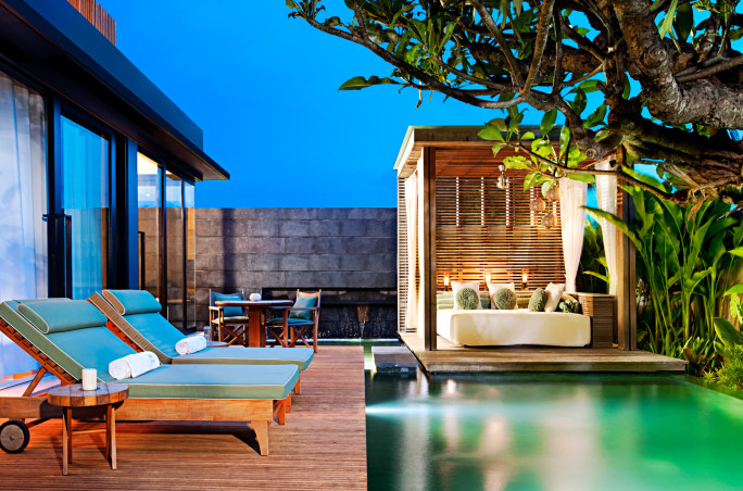 W Retreat & Spa Seminyak på Bali