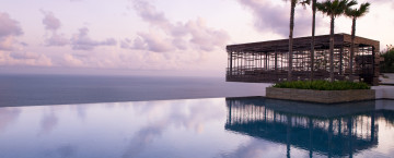 Alila Villas Uluwatu på Bali