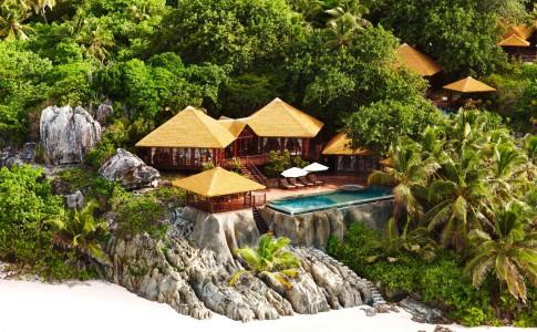 Frégate Island Private i Seychellerna