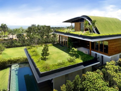 Meera Sky Garden House i Singapore av Guz Architects