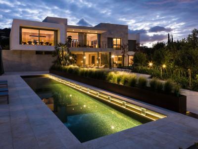 Vivienda i Son Vida av Negre Studio & Rambla 9 Arquitectura