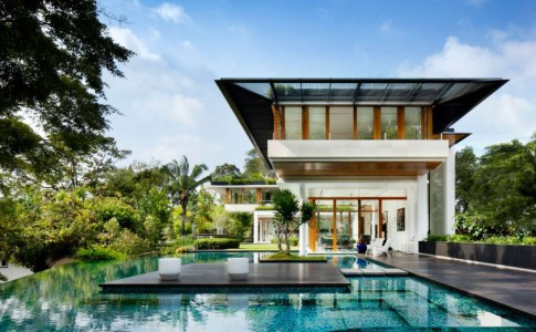 Dalvey Road av Guz Architects