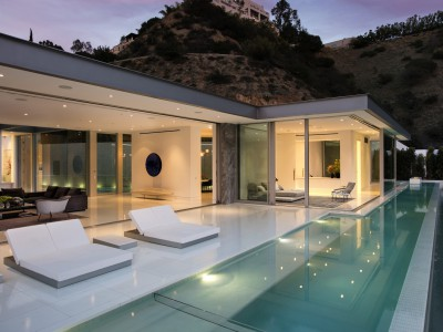 Doheny i Los Angeles av McClean Design