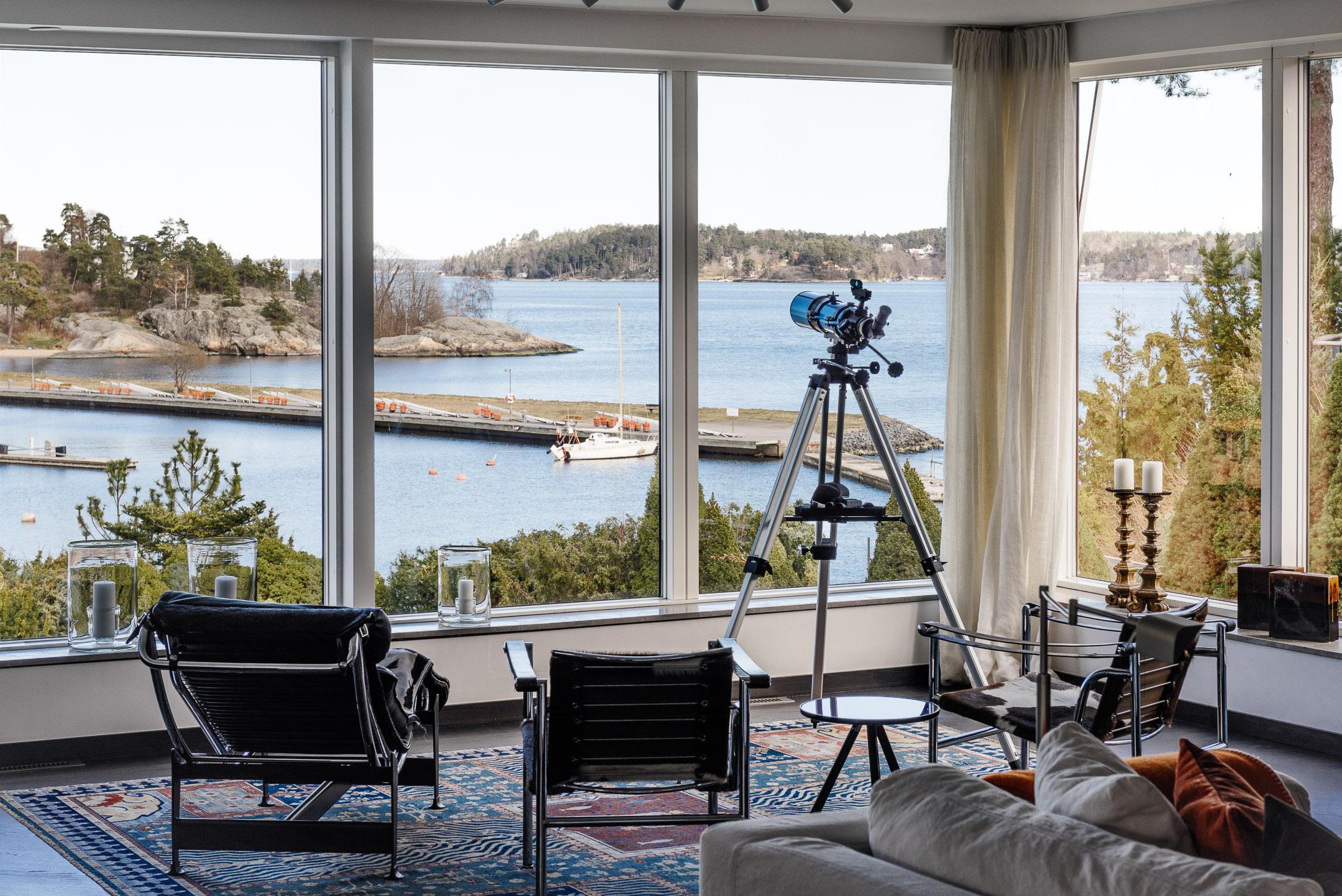 Sängar lidingö : Villa klippudden på lidingö