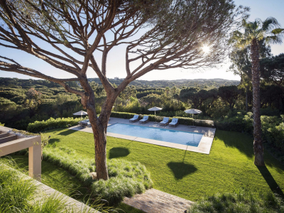 Villa i Saint Tropez/Côte d'Azur Sotheby's International Realty