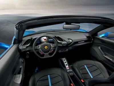 Vackra detaljer - Ferrari 488 Spider