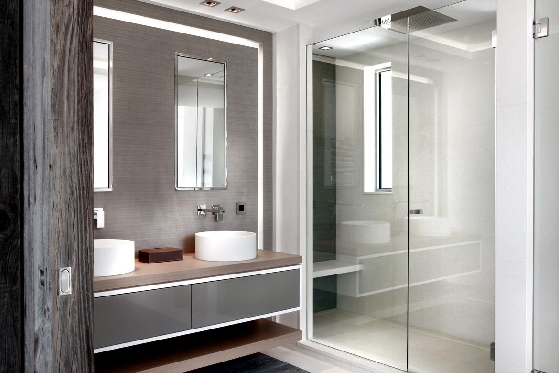 Lyxigt badrum – Villa Up i Cannes – Californie Hill – Magrey & Sons