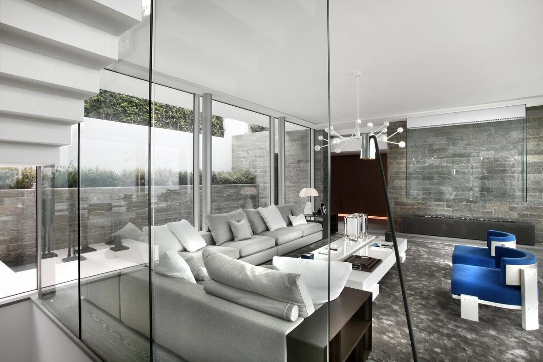 Lyxigt vardagsrum – Villa Up i Cannes – Californie Hill – Magrey & Sons