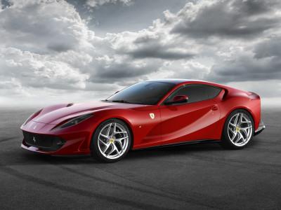 Ferrari gör det igen.