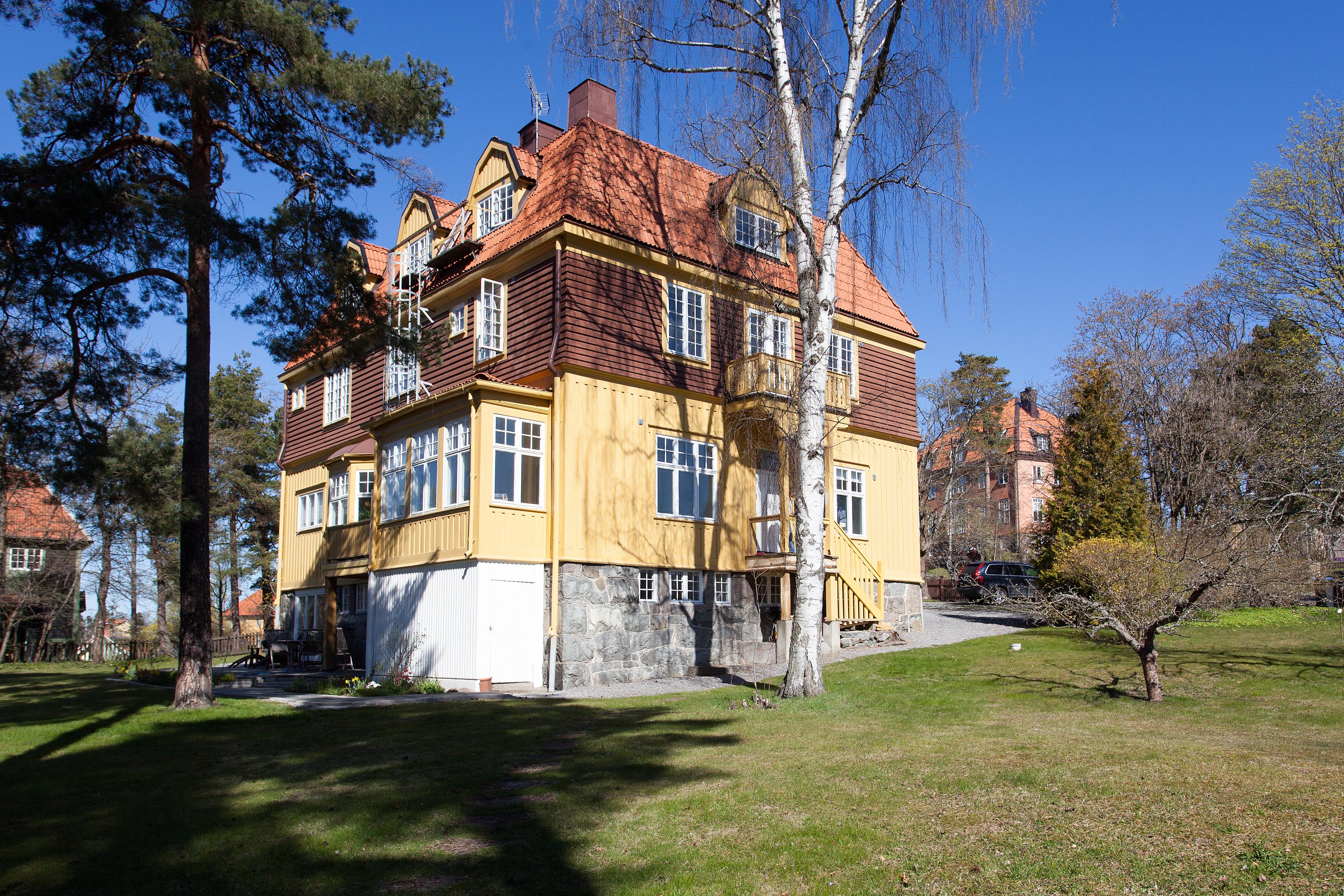 Friggavägen på Lidingö – Anna Ski Mäkleri