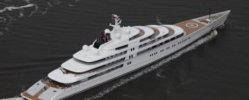 Topp 10: Världens största yachter