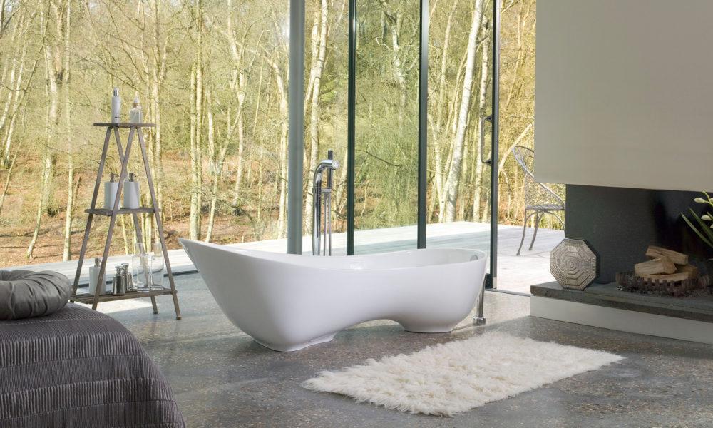 Cabrits - fristående badkar