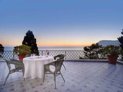 Villa Les Rochers i Roquebrune Cap Martin - exklusiv fastighet på Rivieran