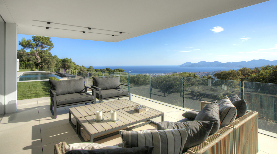 Villa Up i Cannes – Californie Hill – Magrey & Sons