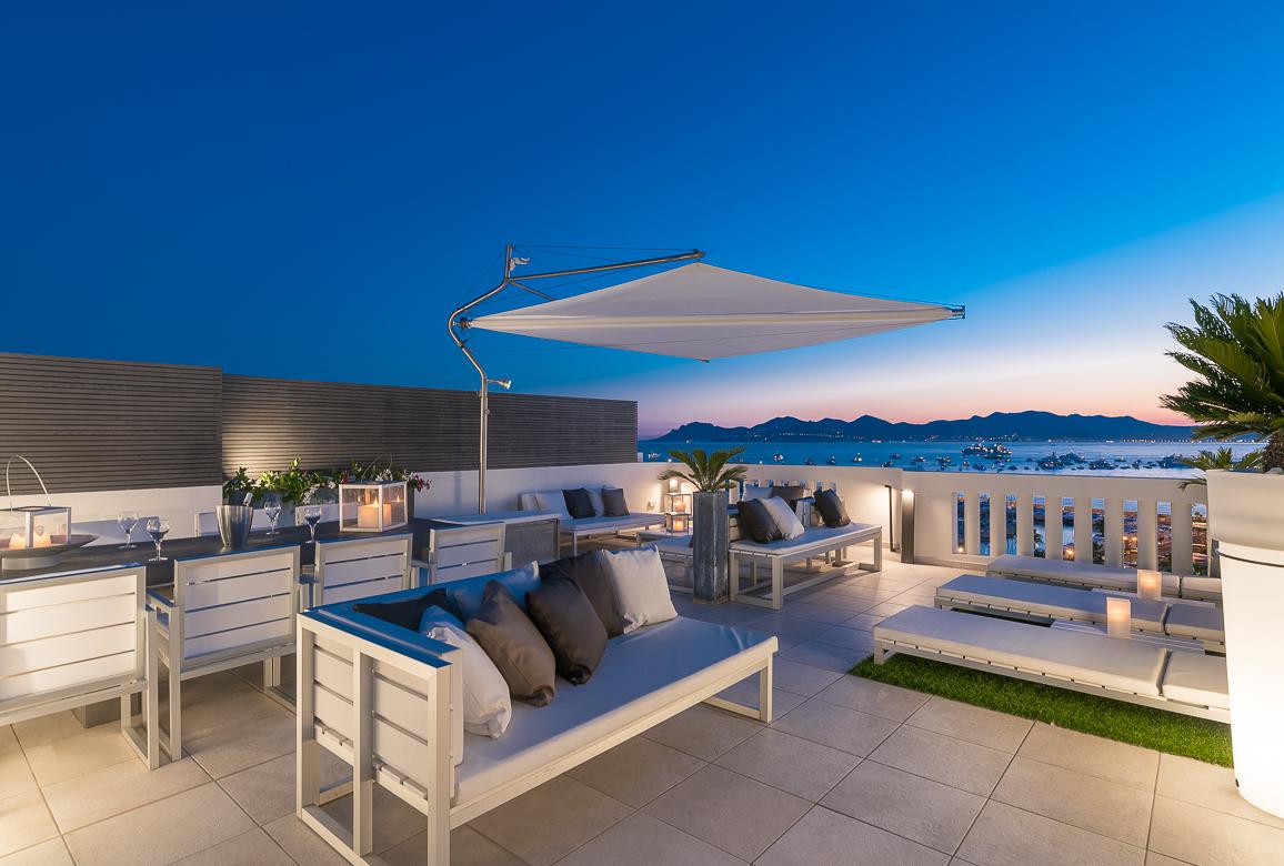 Penthouse i Cannes på Rivieran - Magrey & Sons