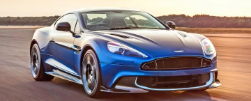 Aston Martin Vanquish S