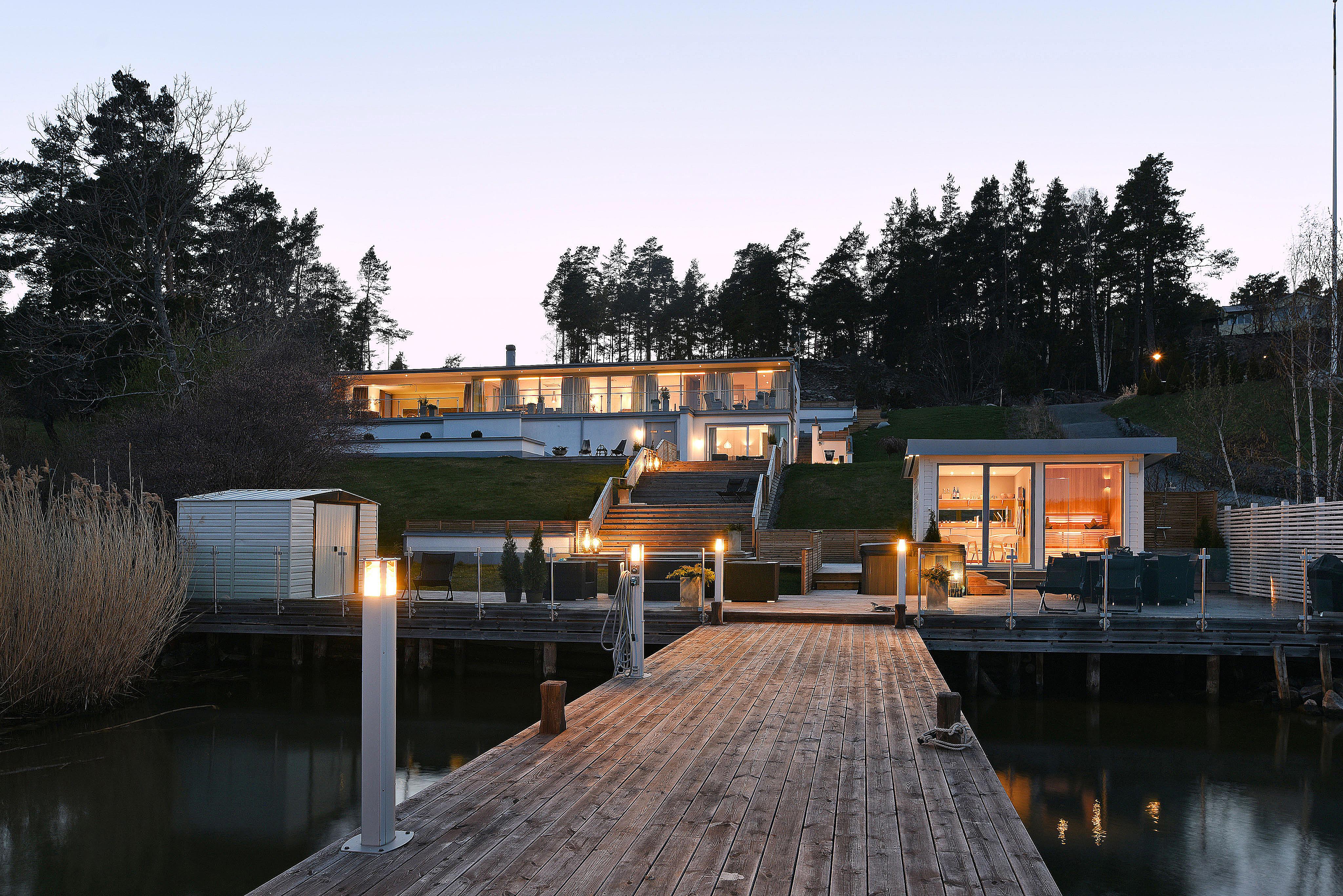 Flaxenviks bryggväg – Sturegatan 58 – Skeppsholmen Sotheby's International Realty