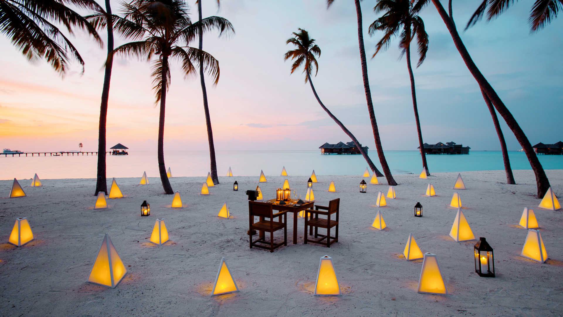 Lyxresor till Gili Lankanfushi och Maldiverna