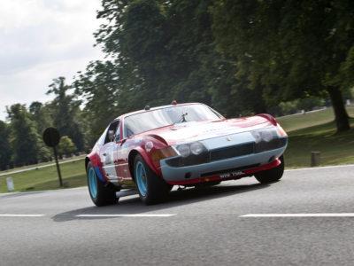 1972 Ferrari 365 GTB:4 (Daytona) Competizione