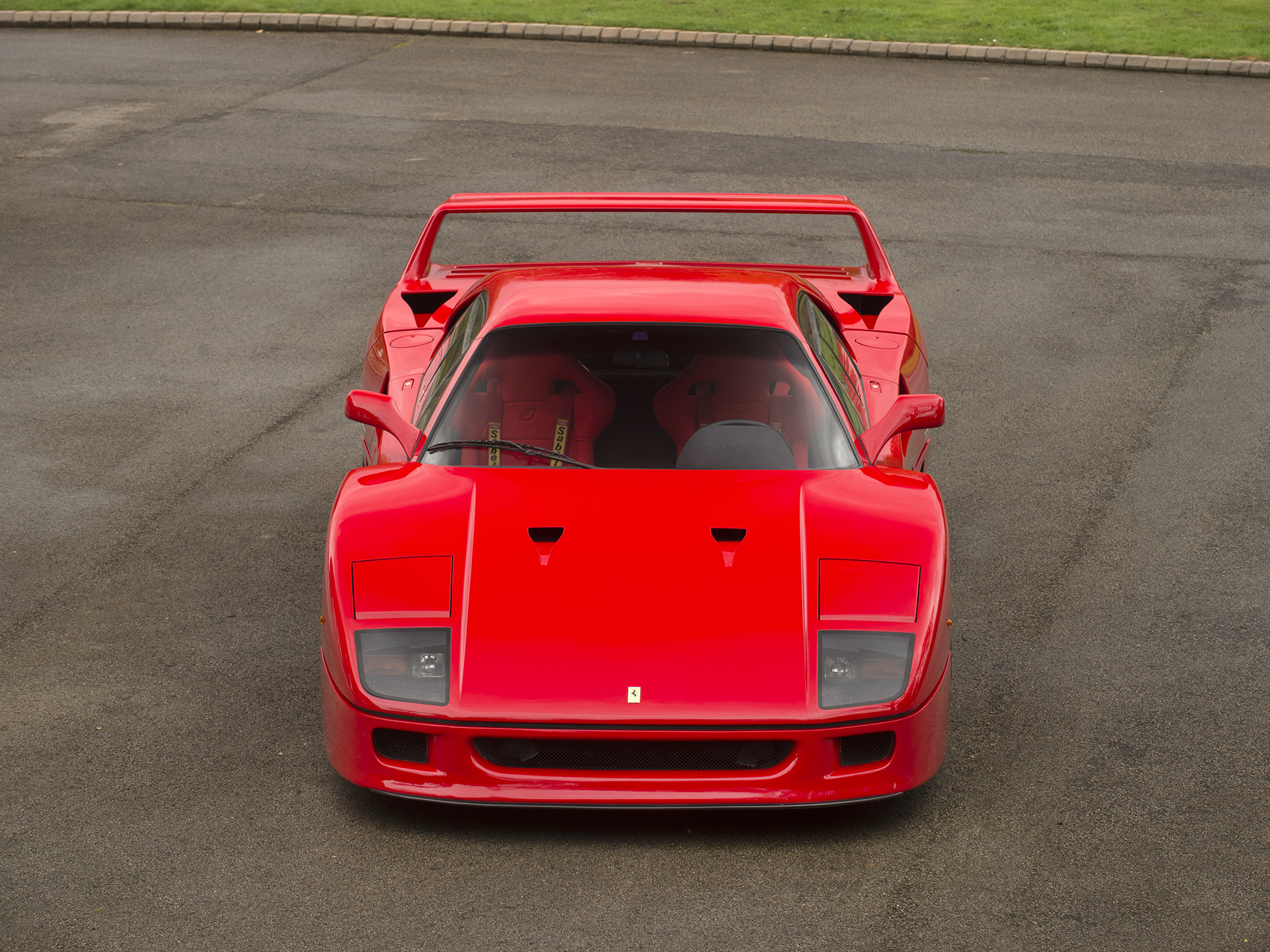 1987 Ferrari F40 Prototype