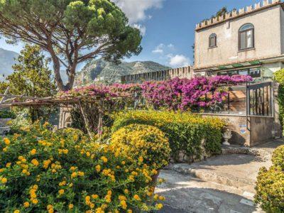 Torre di Civita i Ravello säljs av Sotheby