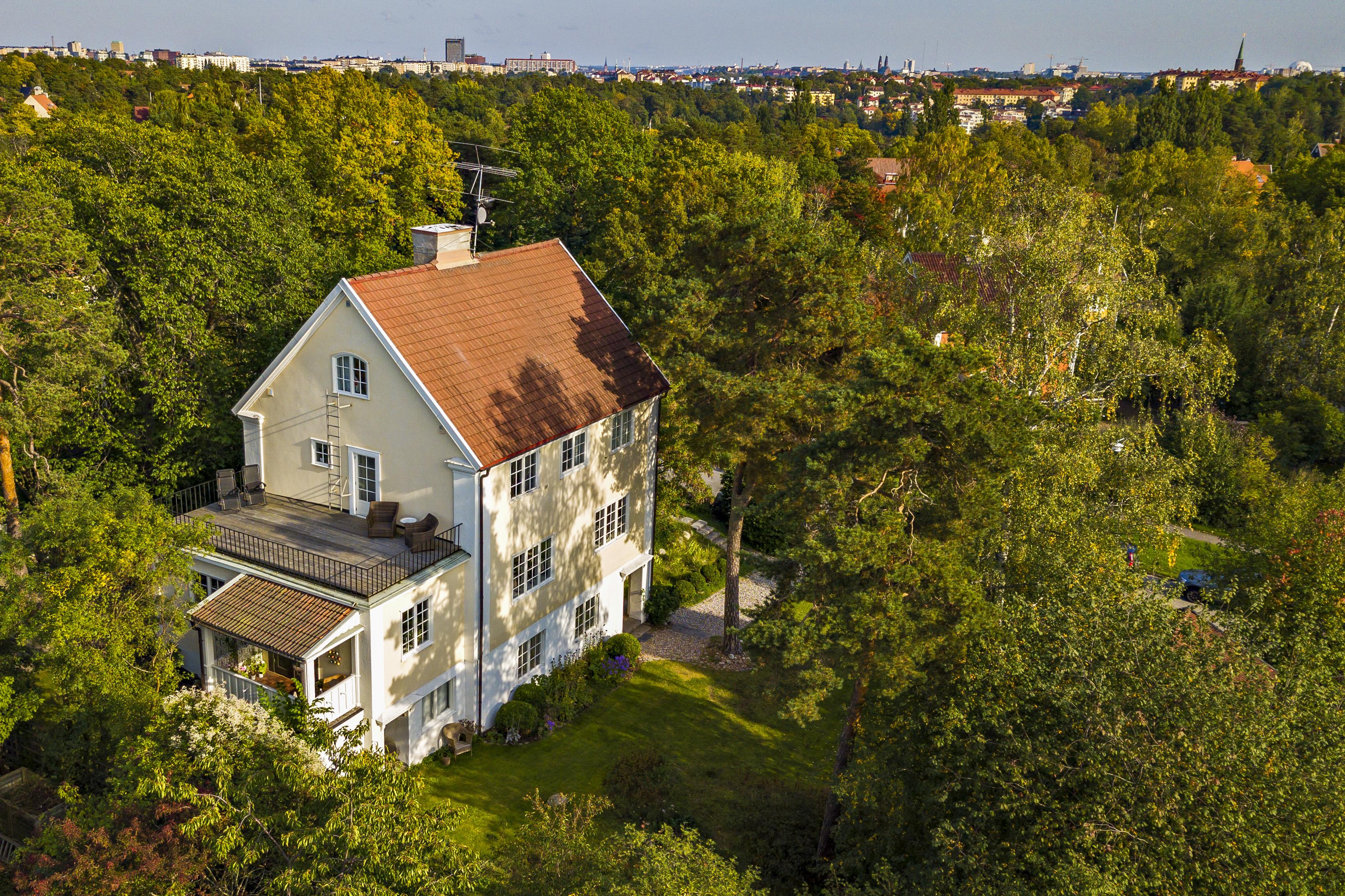 Hitta ditt drömhem i Bromma med Fjelkners