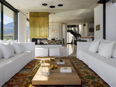 Restio River House av SAOTA