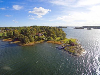 Hemviksvägen 1 - – Skeppsholmen Sotheby's International Realty