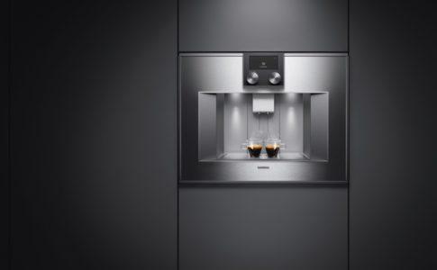 Helautomatisk espressomaskin. Nyheter från Gaggeanu.