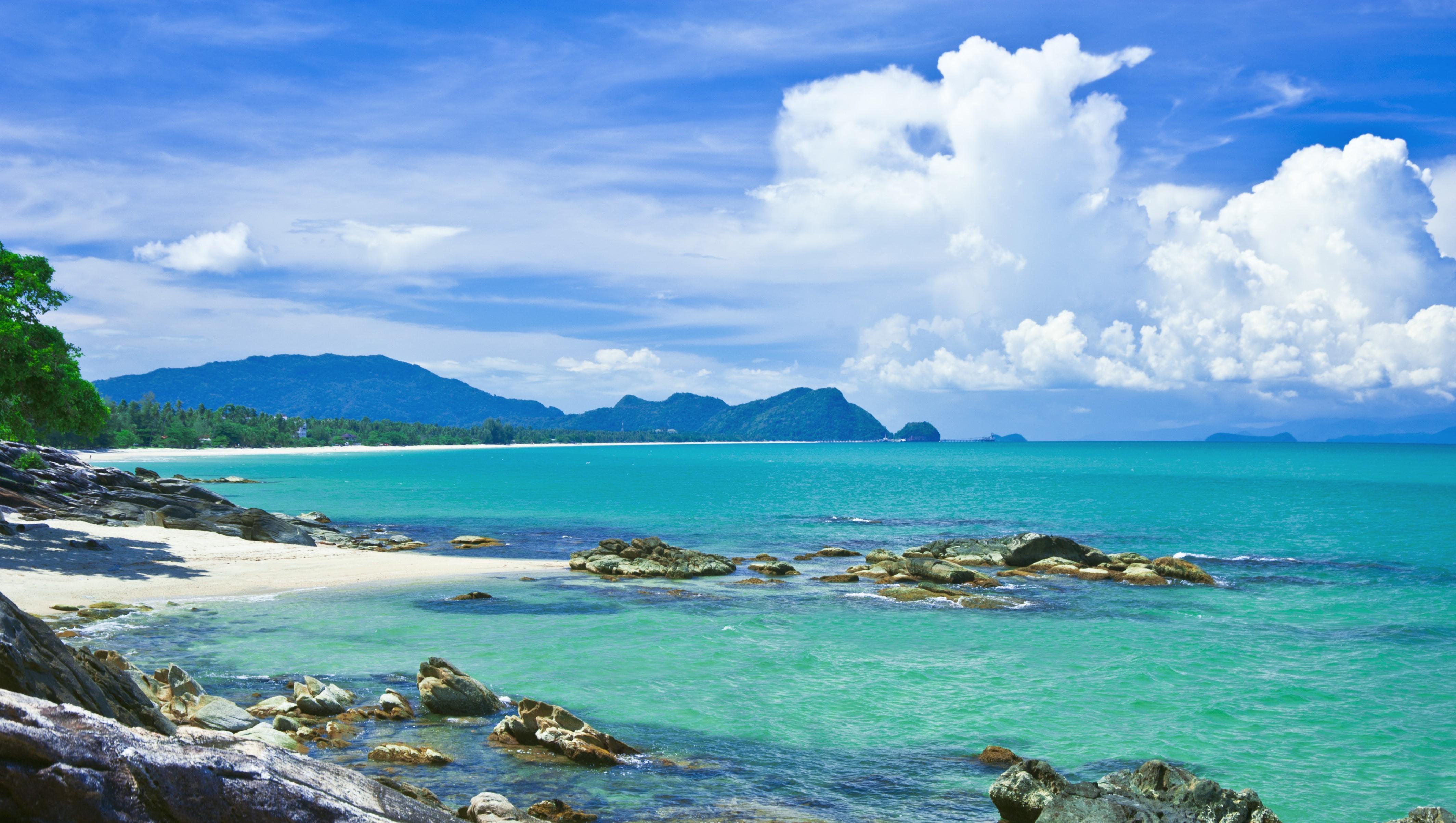 En orörd pärla i Thailand. Värd att utforska. Ett äventyr väntar.