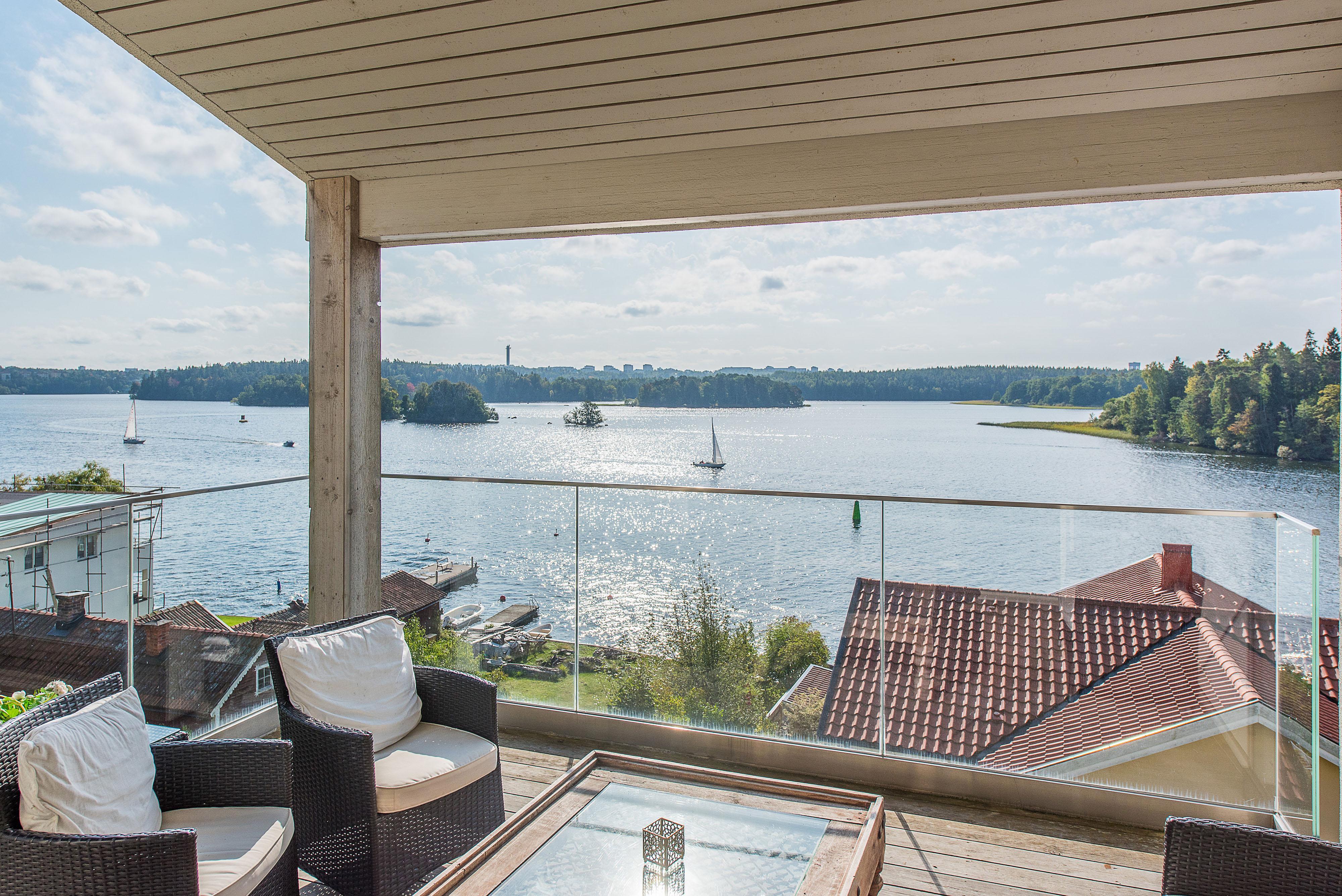 Hitta villa i Bromma med Tradition Fastighetsmäkleri