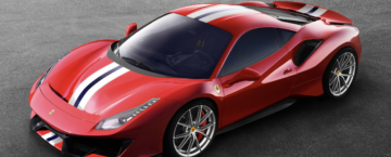 Ferrari 488 Pista