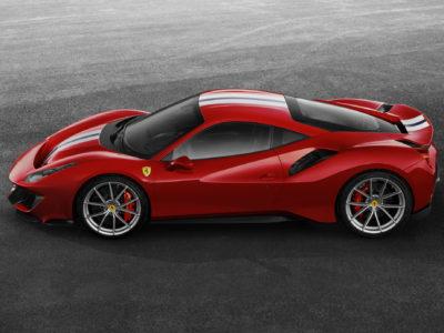 Nyheter från Ferrari