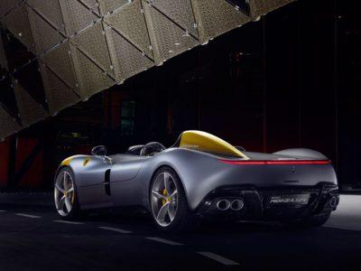 Ferrari Monza SP1 Monoposto