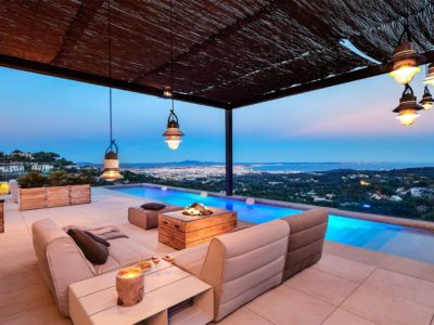 Villa Esporlas på Mallorca via Mallorca Sotheby's International Realty