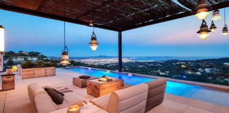 Villa Esporlas på Mallorca via Mallorca Sotheby's International Realty