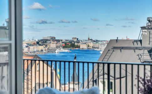 Drömvåning på Lilla Erstagatan 4 - Skeppsholmen Sotheby's International Realty