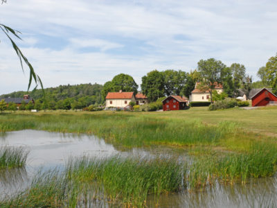Arnöbergs säteri - herrgård till salu - Areal