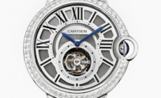 Cartier Extra Large Ballon Bleu Tourbillon Diamond