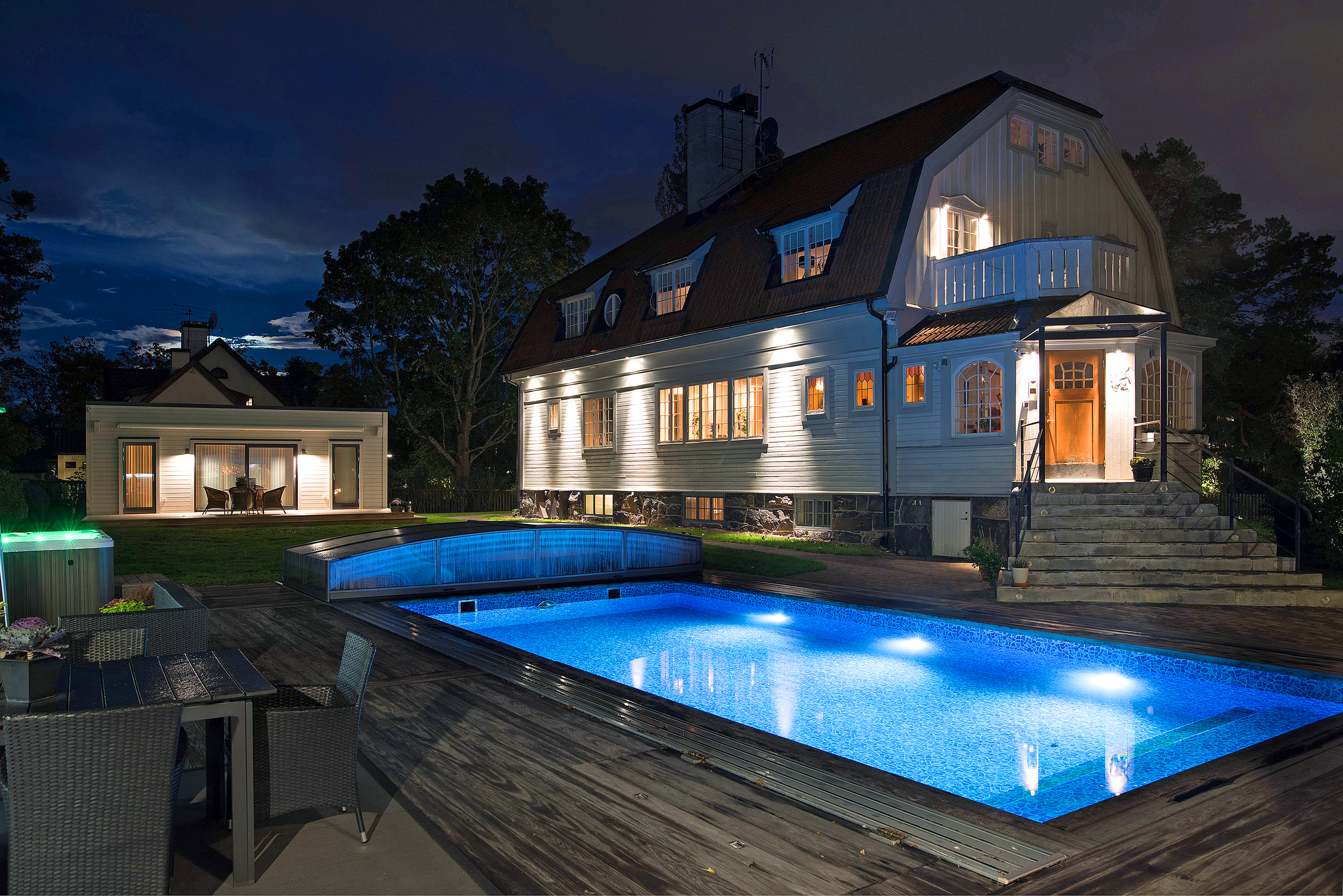 Skeppsholmen Sotheby's International Realty – villa på Lidingö