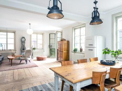 Skeppsholmen Sotheby's International Realty – lägenhet på Djurgården