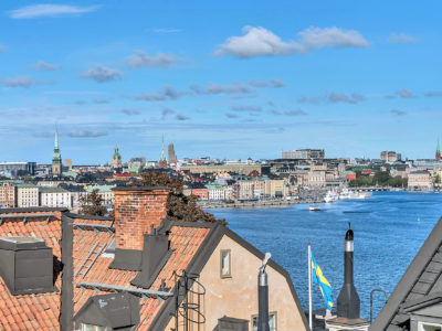 Skeppsholmen Sotheby's International Realty – drömvåning på Södermalm