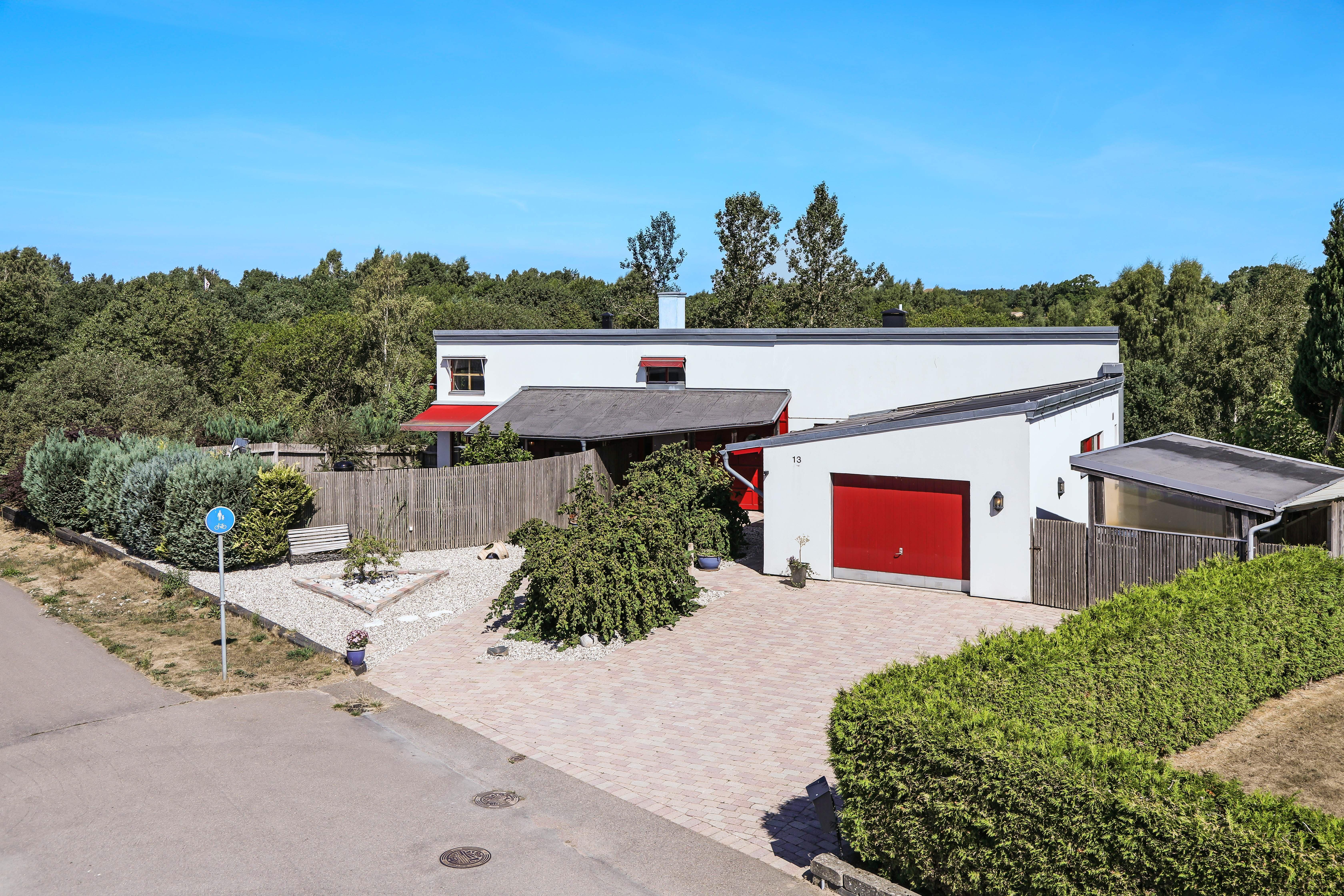 Jakobssons Bjäremäklaren - villa i Ängelholm