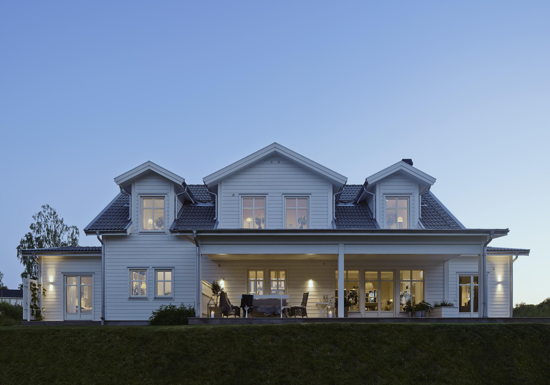 Villa Sommen av Trivselhus. Exklusiva villor. Ta del av deras jubileumserbjudande.
